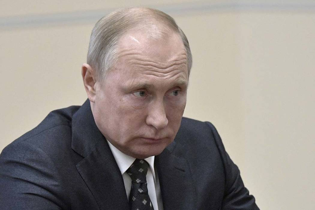 Putin says Russia will follow suit if US builds banned missiles