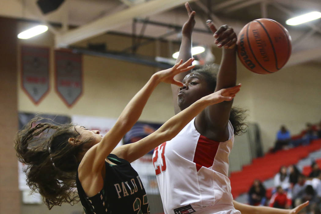 Second-quarter run helps Palo Verde girls put away Arbor View