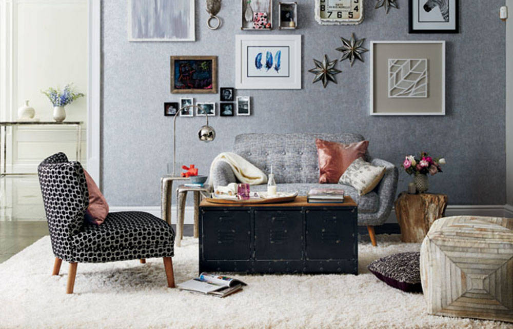 HomeGoods is a one-stop shopping destination that showcases an ever-changing assortment of unique home fashions from around the world. (HomeGoods)