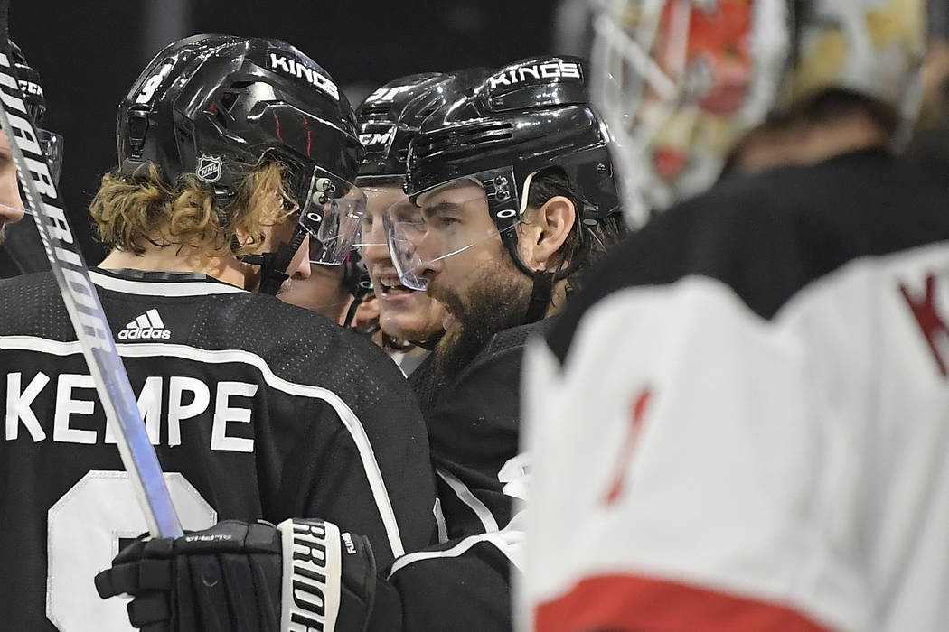 on sale b8792 ab601 LA Kings' Drew Doughty rips teammates for lack of emotion ...