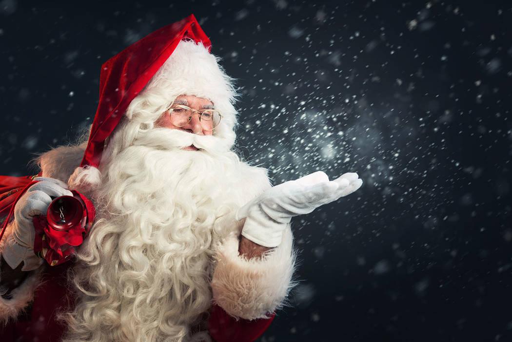 Santa Claus (Thinkstock)