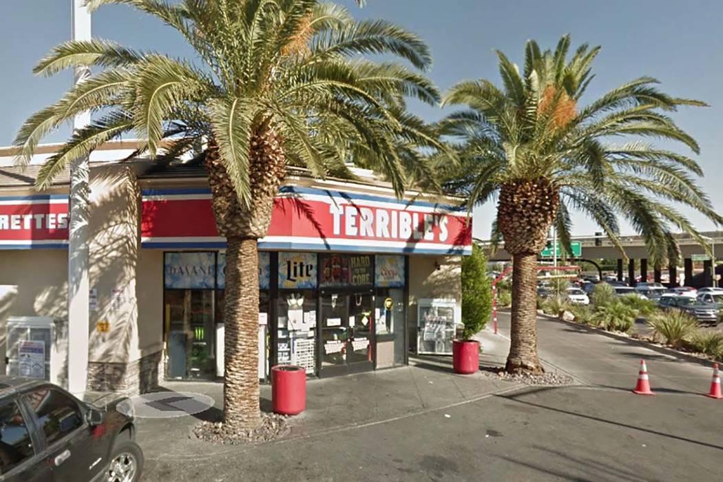 Terrible's Car Wash & Lube at 330 N. Rancho Drive (Google)