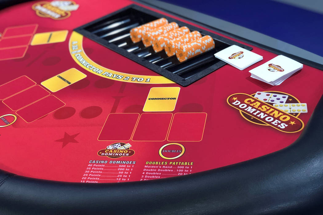 UNLV grad creates Casino Dominoes game at Plaza Las Vegas | Las Vegas  Review-Journal