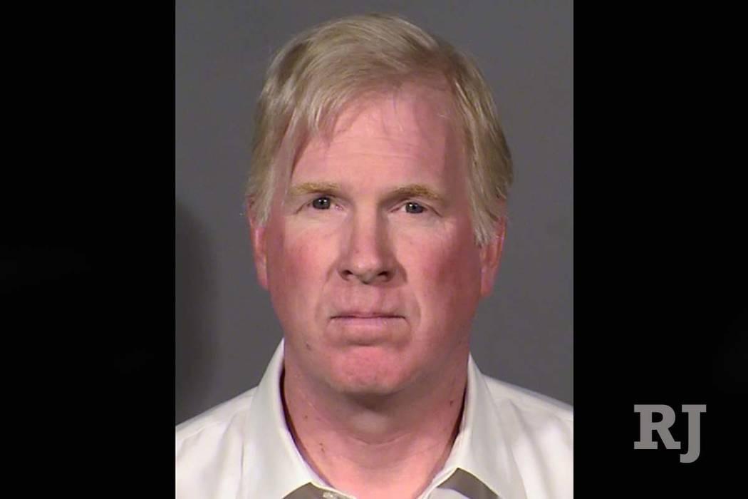 Matthew Dunkley. (Las Vegas Metropolitan Police Department)