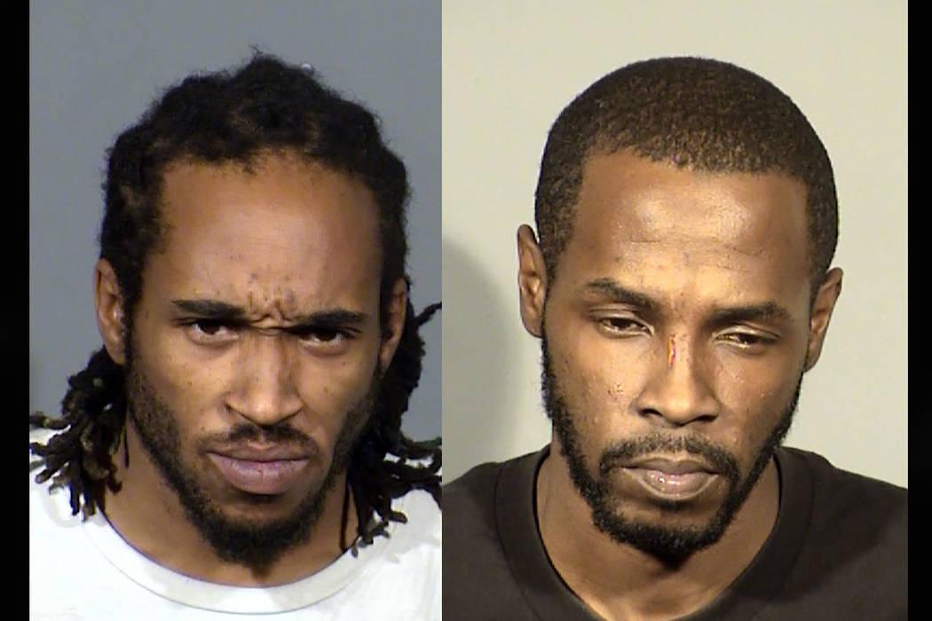 Kealan Abraham and Andre W. Duncan (Las Vegas Metropolitan Police Department)