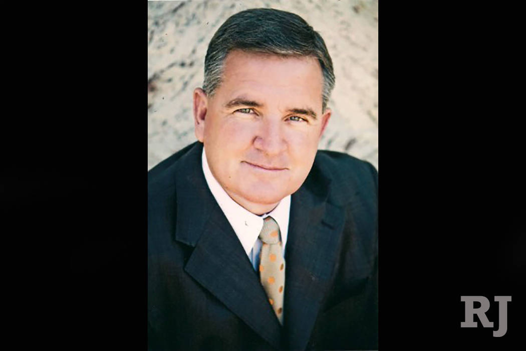 A Pete Shields announced Tuesday that he will challenge incumbent Richard Cherchio to represent Ward 4 on the North Las Vegas City Council. (Pete Shields)