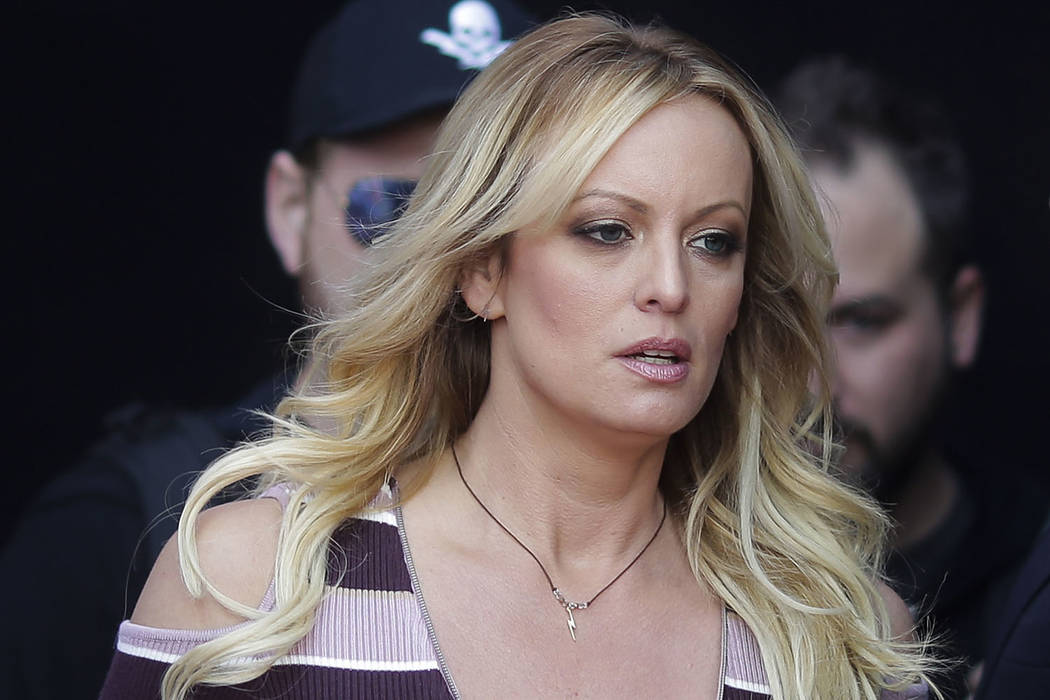 Stormy Daniels ordered to pay $293k in merely charges in Trump case thumbnail
