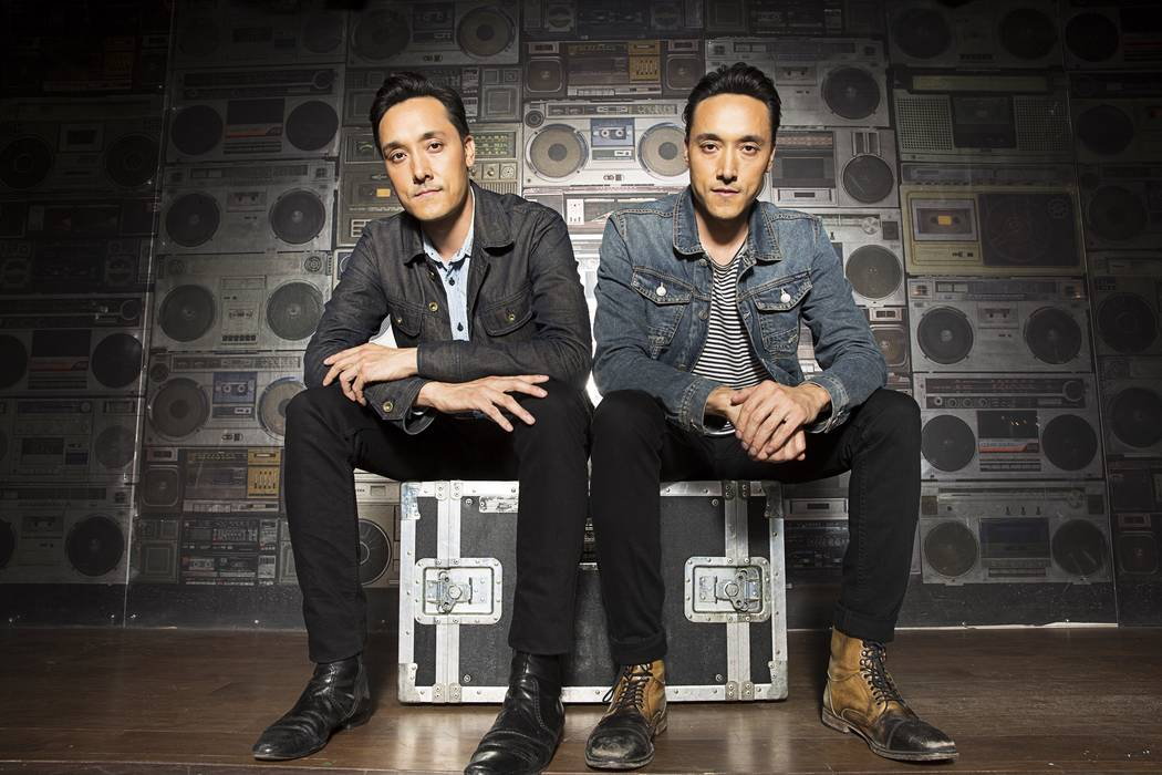 Jonnie and Mark Houston are opening a new Strip nightspot, On The Record, on New Year's Eve at The Park MGM. (Bradley Meinz)