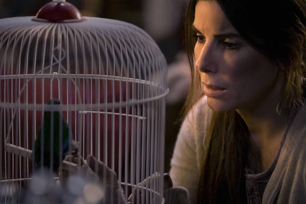 "Sandra Bullock stars in ""Bird Box."" (Merrick Morton/Netflix)"