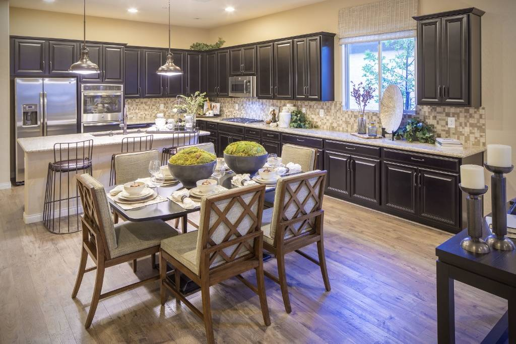 Three new neighborhoods in Cadence, by Richmond American Homes, offers a variety of home designs. (Richmond American Homes)