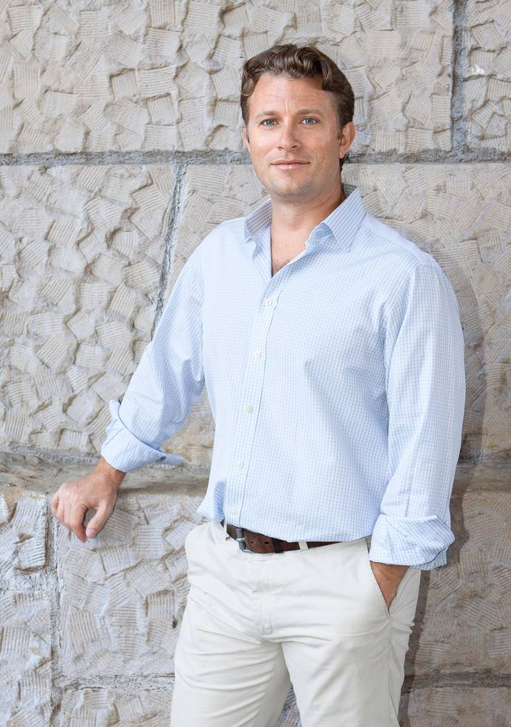 Dorian Lavy, founder and CEO of JottShots!. (courtesy)
