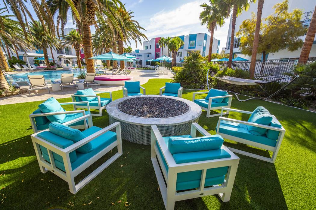 Las Vegas luxury apartment complex sells for $62M | Las ...