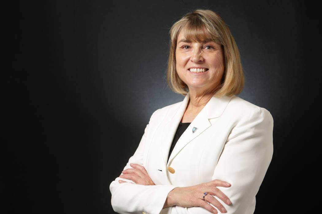 Kate Marshall has plan to help Nevadans save for retirement | Las
