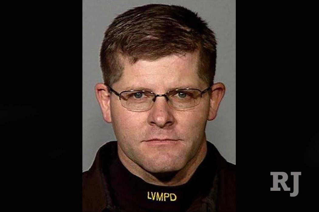 Alyn Beck was shot and killed June 8, 2014, when he and fellow Metropolitan Police Department patrol officer Igor Soldo were ambushed by a couple while eating lunch at a restaurant. (Las Vegas Met ...