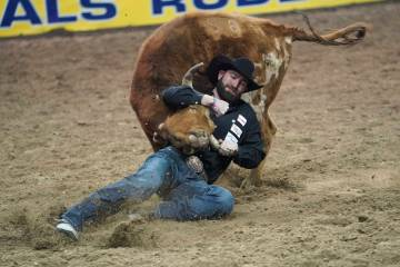 Tuf Cooper Wins All Around Gets Engaged At Nfr Las