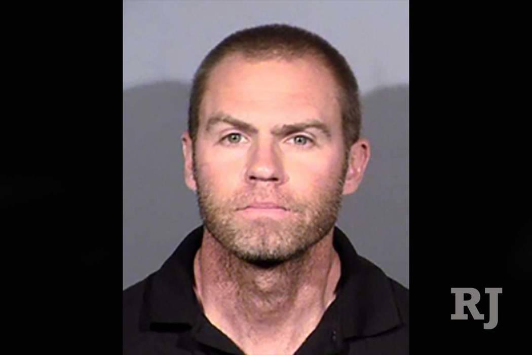 Sheldon Plehn. (Las Vegas Metropolitan Police Department)