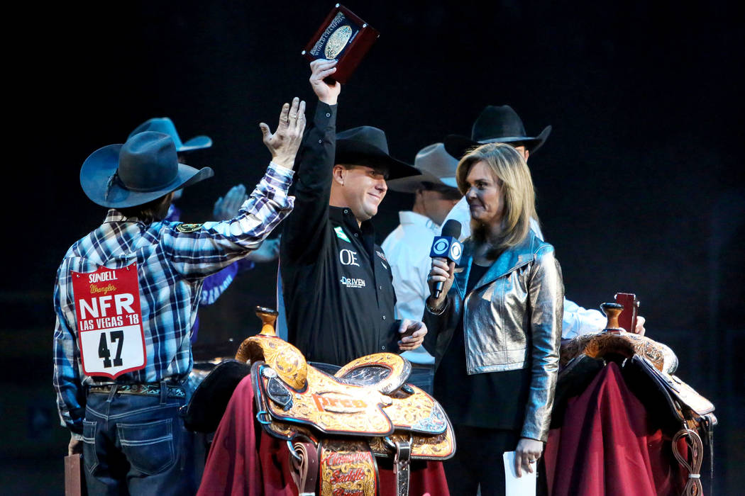 Trevor Brazile wins 14th all-around title in final NFR  584b21689fca