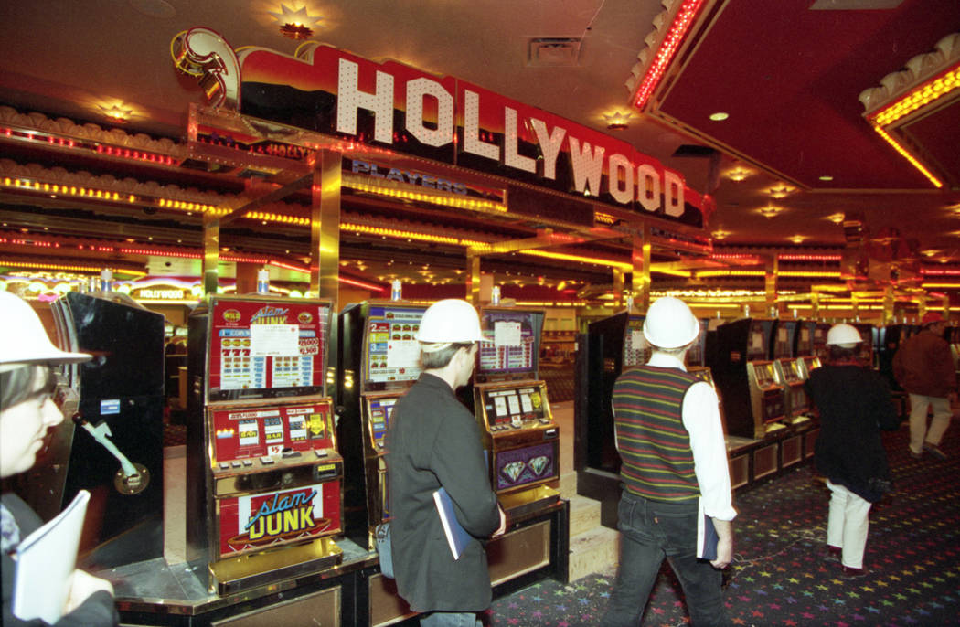 "A pre opening tour of the MGM Grand in November 1993. Billionaire Kirk Kerkorian modeled the resort after the movie ""The Wizard of Oz"" and the resort included a 33-acre theme park called ..."
