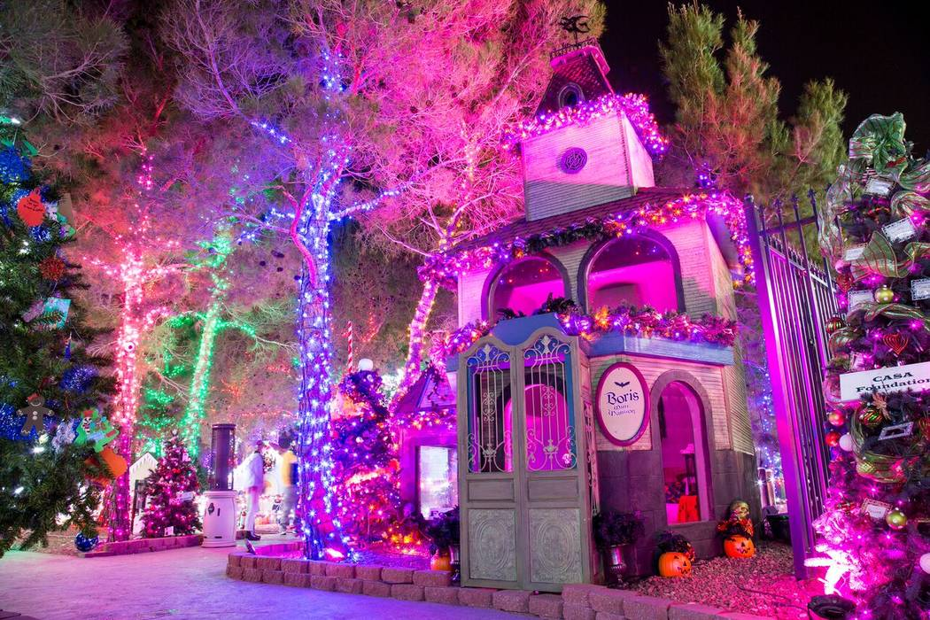 Opportunity Village Magical Forest. (Courtesy photo)