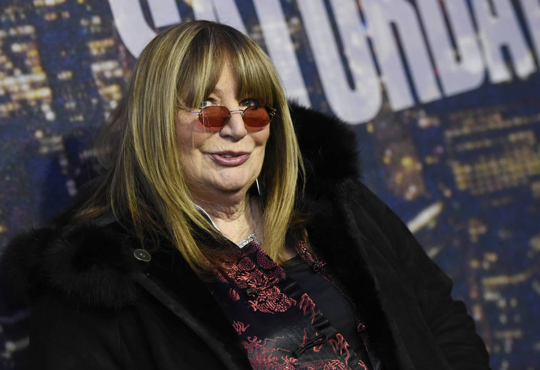 Cctress and director Penny Marshall attends the SNL 40th Anniversary Special in New York, Feb. 15, 2015. Marshall died of complications from diabetes on Monday, Dec. 17, 2018, at her Hollywood Hil ...