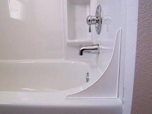 Magic Shower//Tub Splash Guard Assorted Sizes