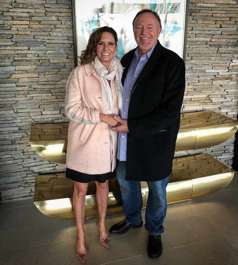 Bill and Cindy Clune purchased two home sites in Ascaya. (Ascaya)