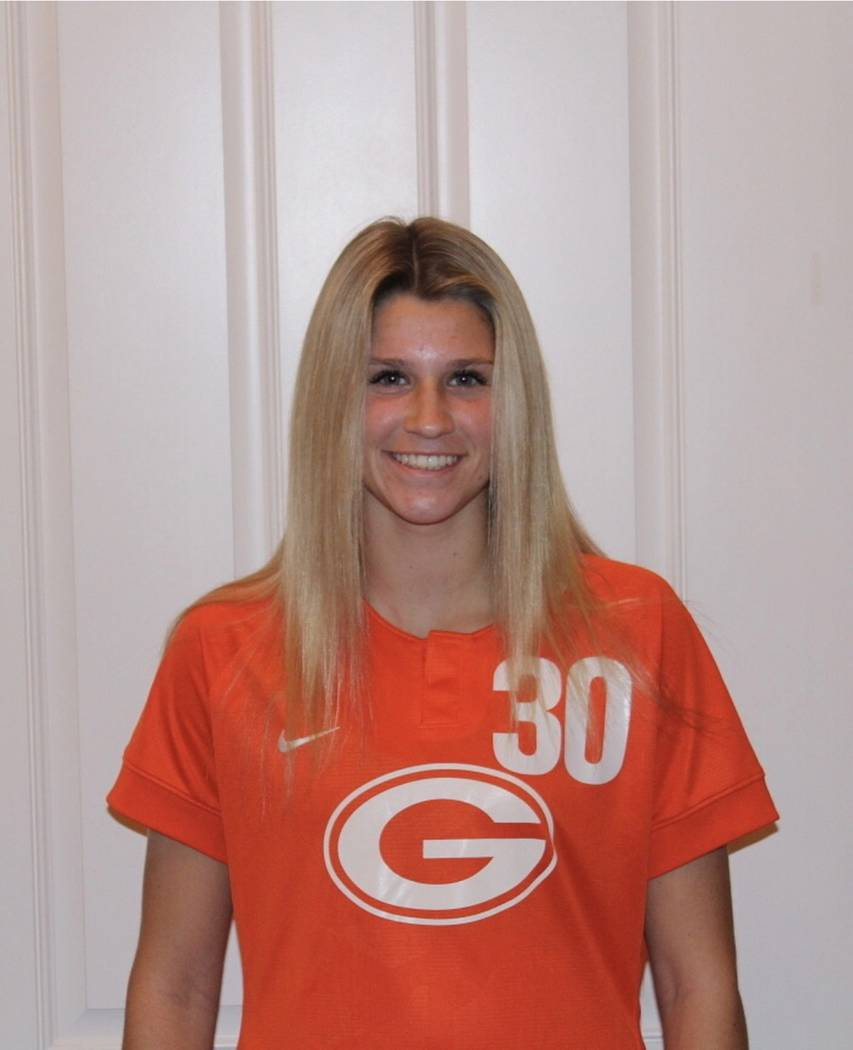 Bishop Gorman's Gianna Gourley is a member of the Nevada Preps all-state girls soccer team.