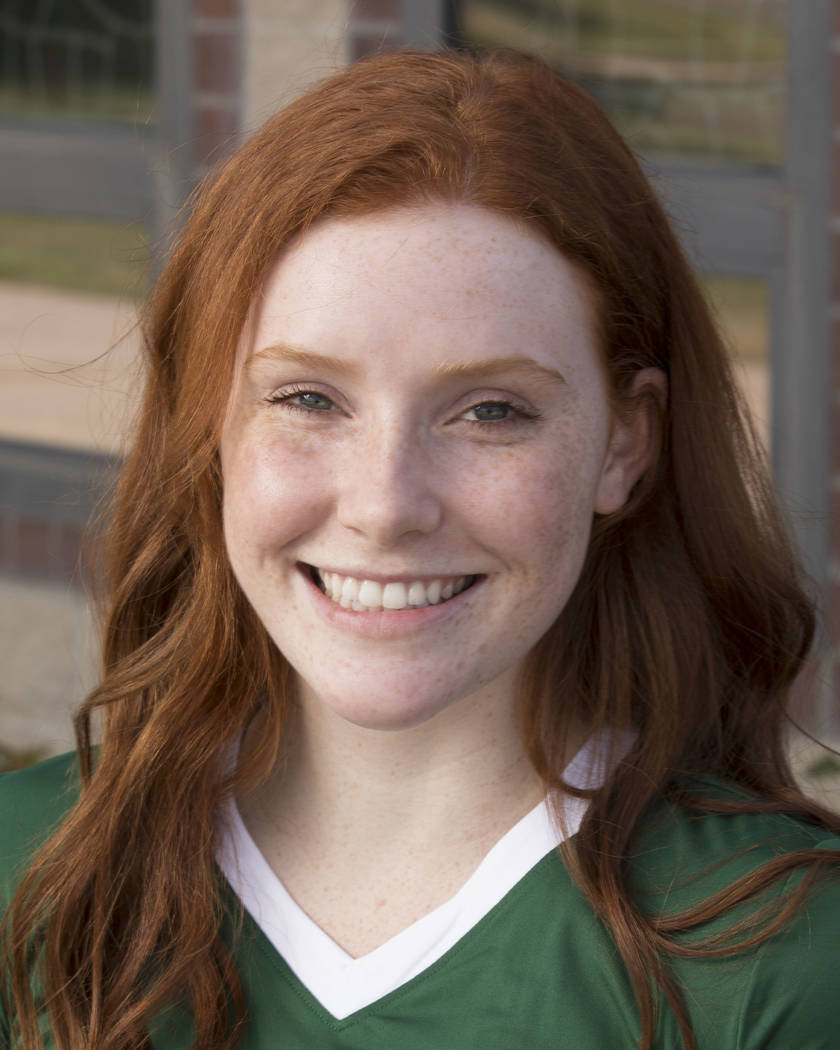 Bishop Manogue's Emma Pence is a member of the Nevada Preps all-state girls volleyball team.