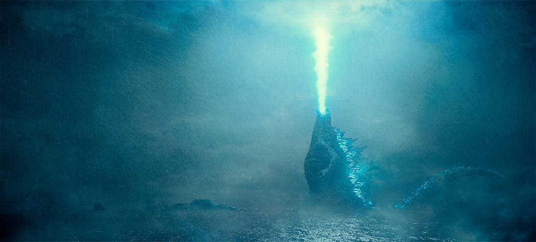 GKM-VFX-0001r Film Name: GODZILLA: KING OF THE MONSTERS Copyright: © 2018 WARNER BROS. ENTERTAINMENT INC. AND LEGENDARY PICTURES PRODUCTIONS, LLC Photo Credit: Courtesy of Warner Bros. Pictu ...