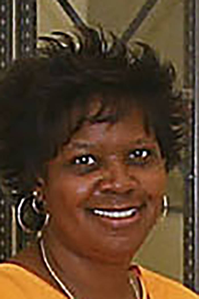 Beverly Mathis in 2007