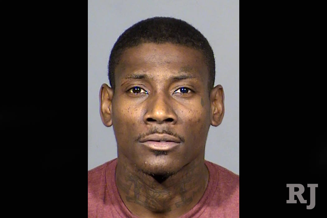 Jonathan Trevone Evans (Las Vegas Metropolitan Police Department)