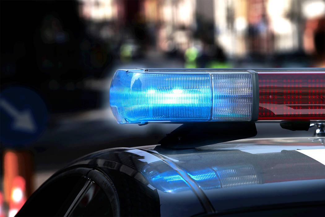 Police car (Thinkstock)
