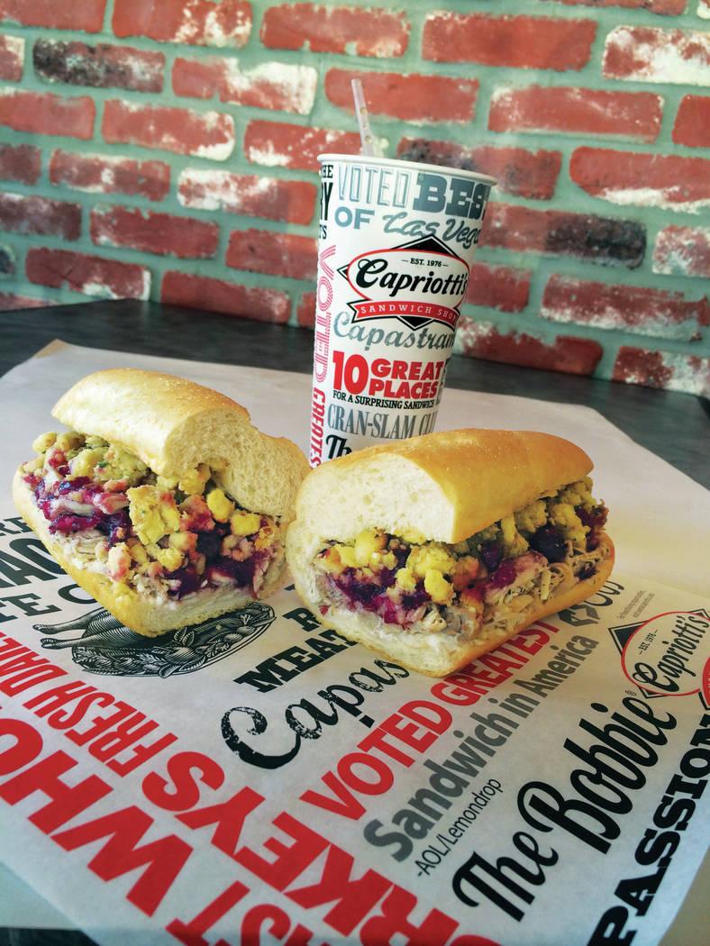 Photo: Capriotti's Sandwich Shop