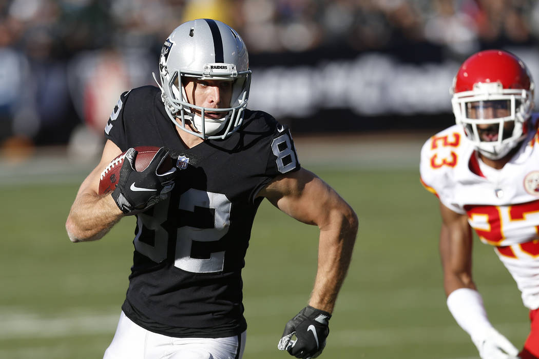 raiders create about 5m in cap space for 2019 las vegas review