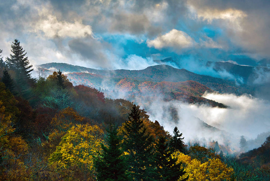 Great Smoky Mountains National Park (Thinkstock)