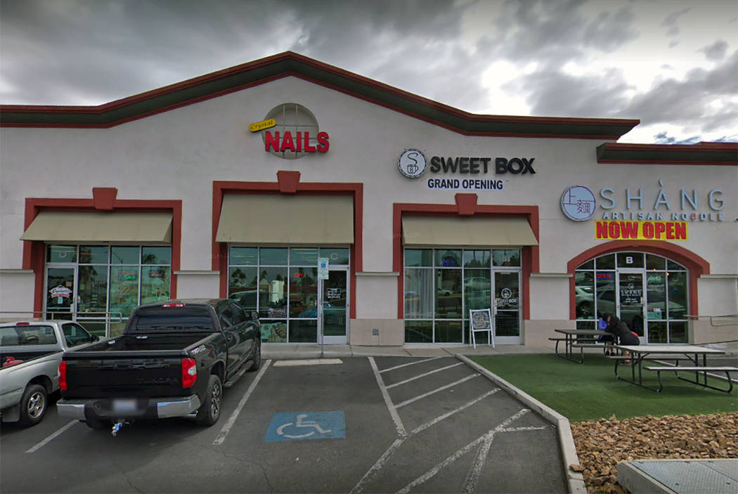 Las Vegas Nail Salon Worker Run Over Killed After Payment Dispute