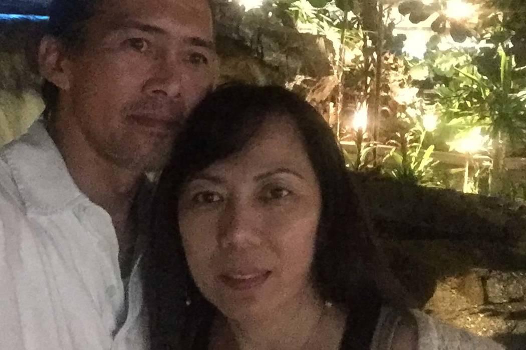 Sonny Chung, left, and Nhu Nguyen. (Sonny Chung)