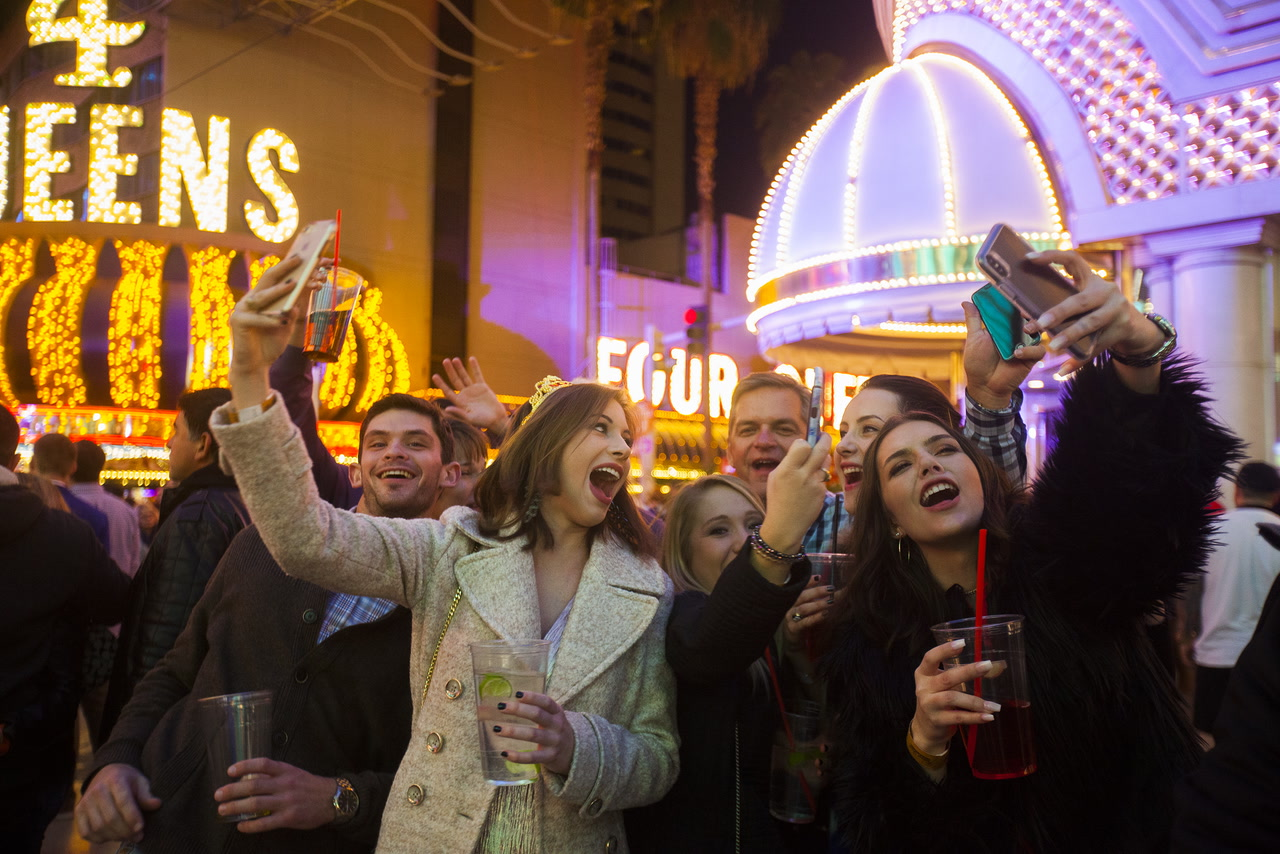 What To Expect During Nye In Downtown Las Vegas Video