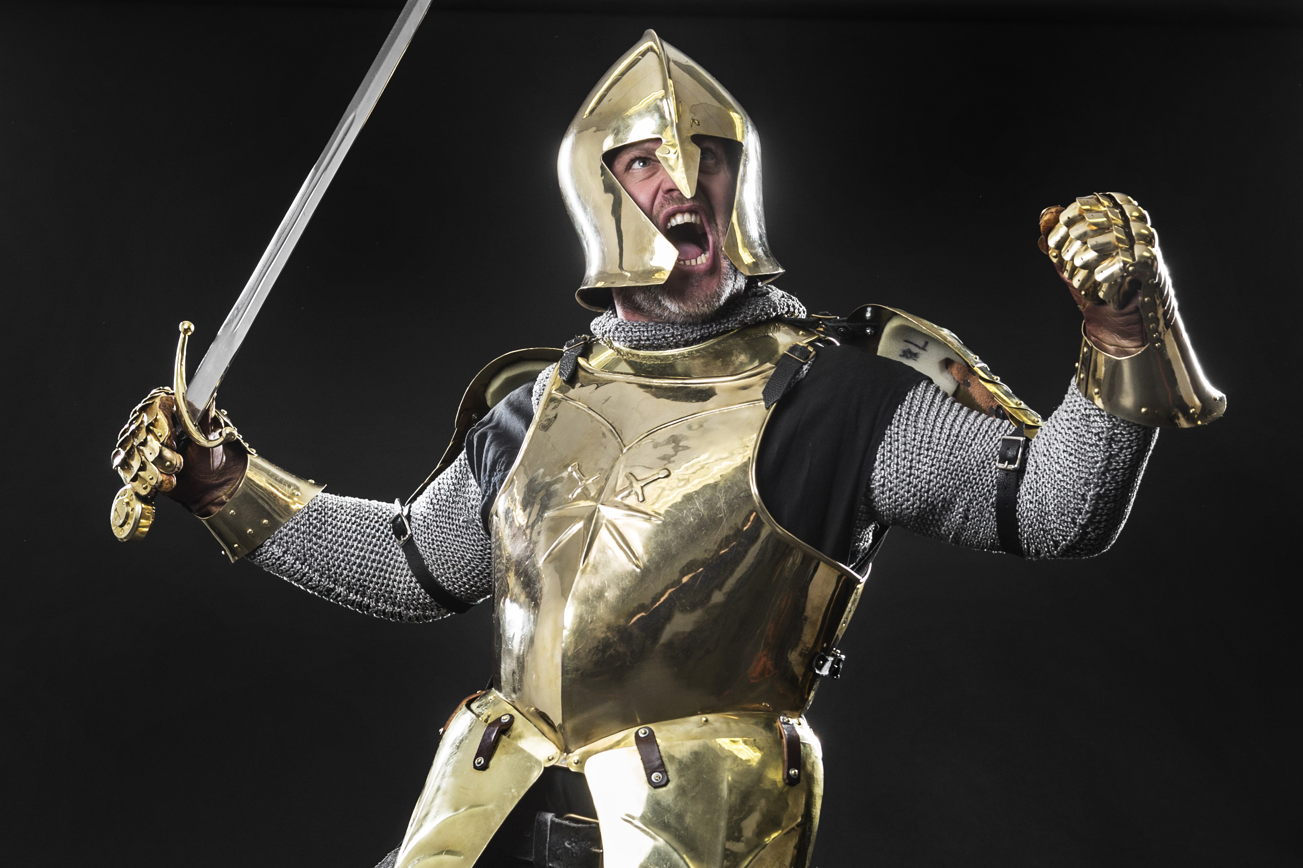 golden knight discusses love for team shooting tribute on armor