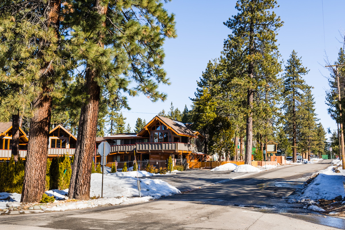 Vacation rental homes banned in South Lake Tahoe residential