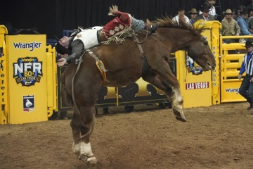 Brothers In Law Trevor Brazile Tuf Cooper Battle It Out