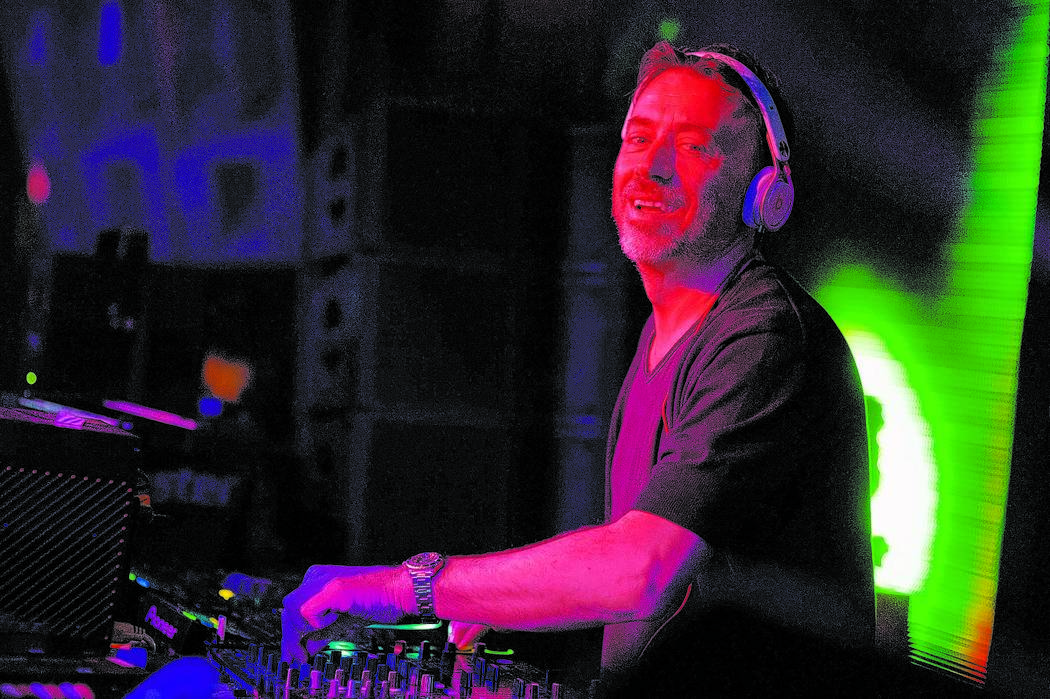 Benny Benassi will perform Saturday at Marquee. (Al Powers, PowersImagery.com)