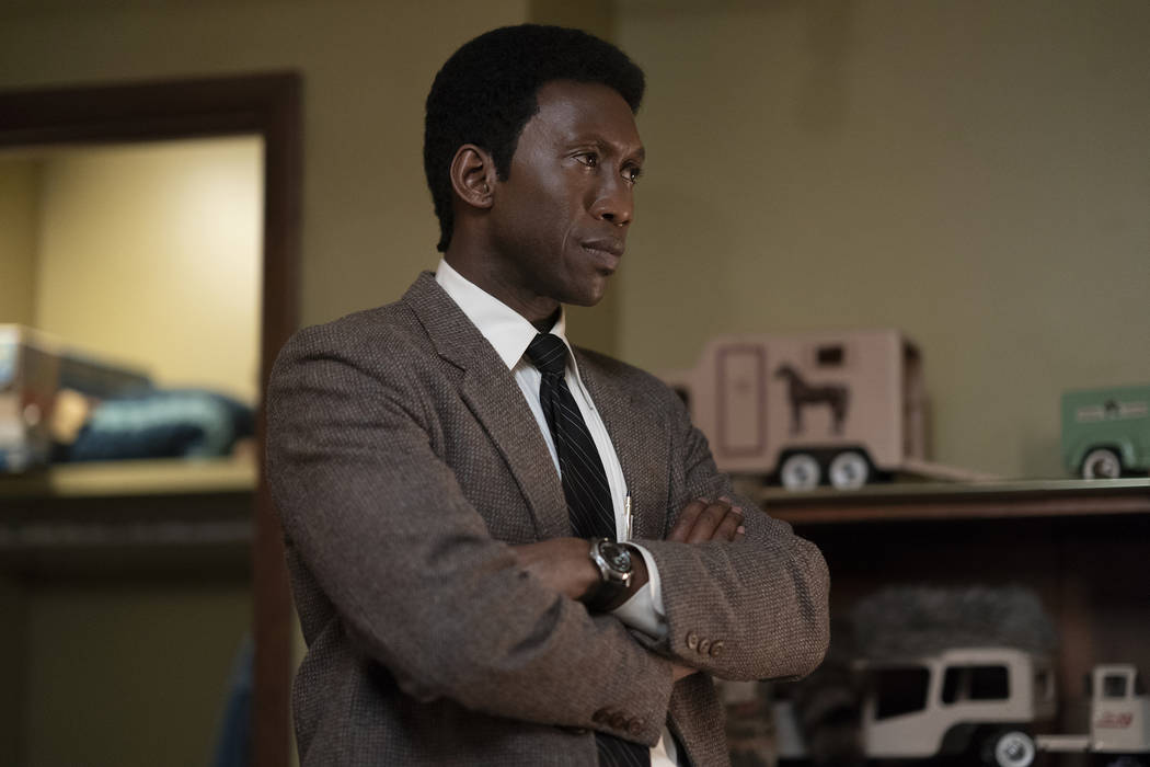 """Mahershala Ali in """"True Detective"""" (HBO)"""