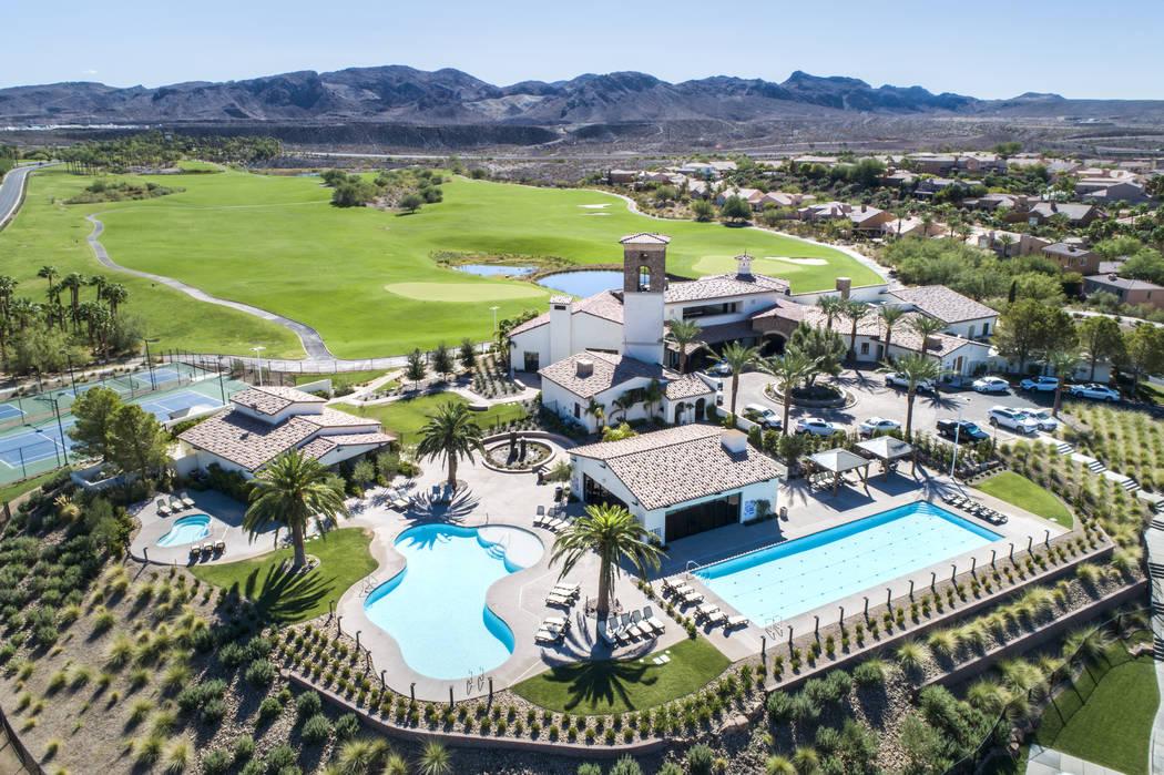 The Lake Las Vegas Varenna grand opening and Vantage debut will take place at the Lake Las Vegas Sports Club from 11 a.m. to 4 p.m. Jan. 6. (Lake Las Vegas)