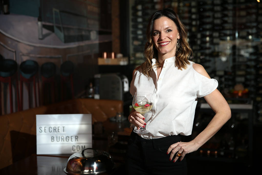 Jolene Mannina is sharing chefs' secrets with the world.