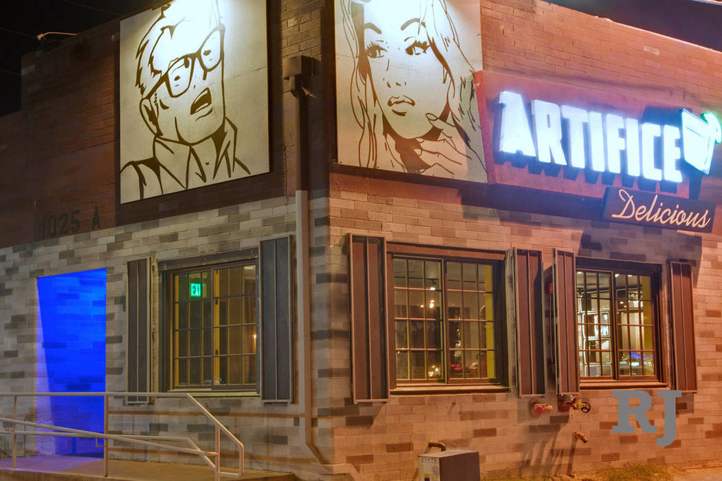 The Artifice, located in Las Vegas' Arts District. (Facebook)
