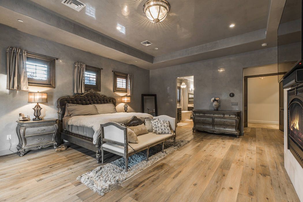 The master bedroom. (Ivan Sher Group)