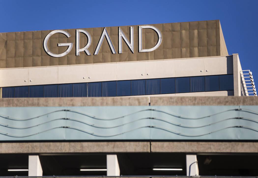 The Downtown Grand on Friday, Jan. 4, 2019, in Las Vegas. Benjamin Hager Las Vegas Review-Journal