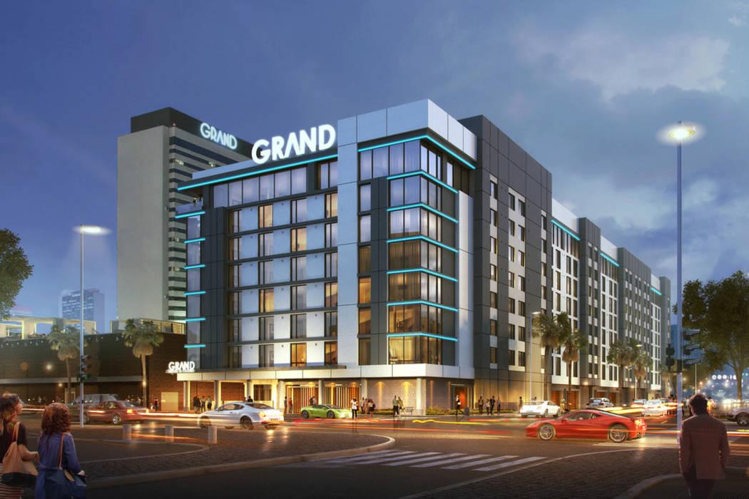 The Grand Hotel Casino