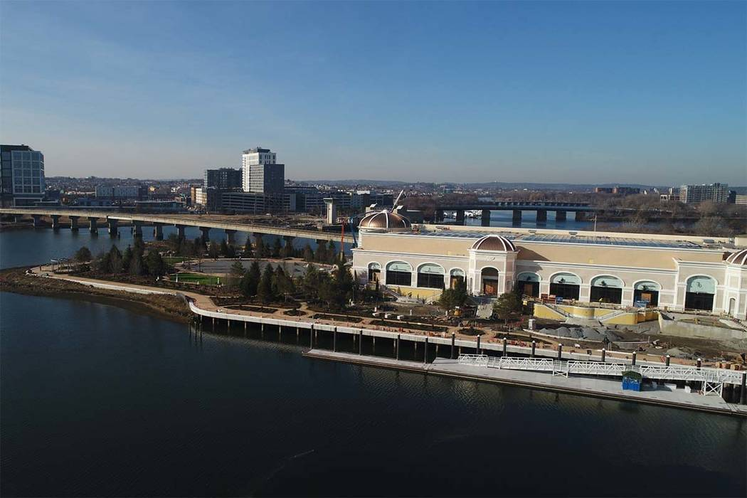 Las Vegas-based Wynn Resorts Ltd. plans to open the $2.6 billion Encore Boston Harbor in June in Everett, Massachusetts. (Massachusetts Gaming Commission)